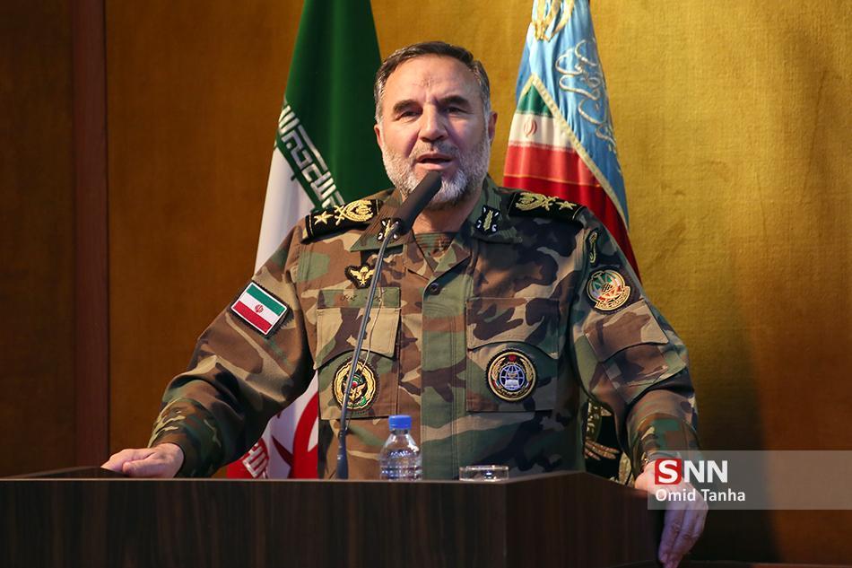 امیر حیدری شهادت تعدادی از کارکنان نیروی دریایی ارتش را تسلیت گفت