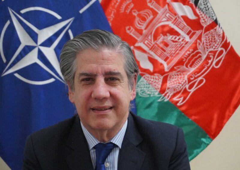 خبرنگاران نماینده جدید ناتو در افغانستان شروع بکار کرد