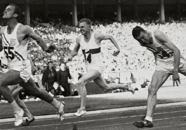 قهرمان پیشین المپیک درگذشت