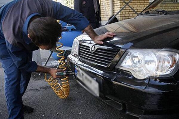دلیل شلوغی مرکز تعویض پلاک خودرو در یزد ، مردم از ساعت 11 به بعد مراجعه نمایند