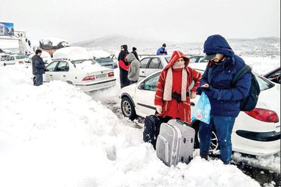 هوا سردتر می گردد؛ چگونه در جاده از خود مراقبت کنیم؟