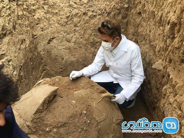 اعلام کشف چاه سنگی منحصر به فرد دوره اشکانی در اصفهان