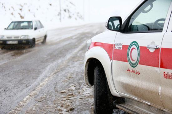 آموختنی های رانندگی در برف