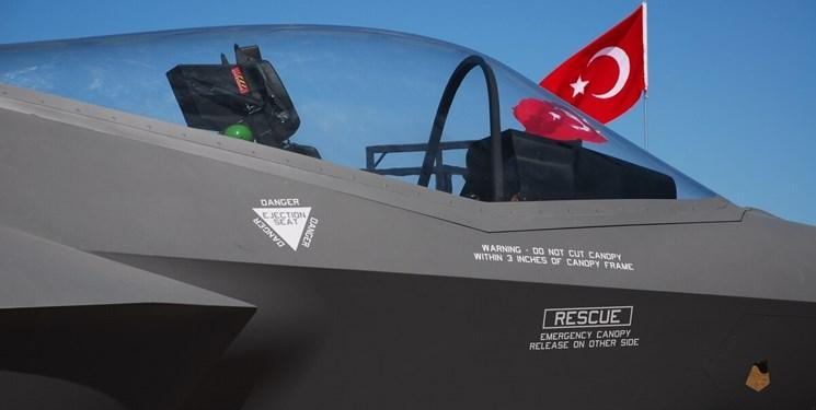 تلاش برای منصرف کردن پنتاگون از خرید قطعات اف 35 ساخت ترکیه