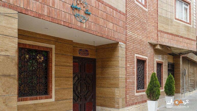 هتل وکیل شیراز؛اقامت در نزدیکی جاذبه های زیبای شیراز، تصاویر