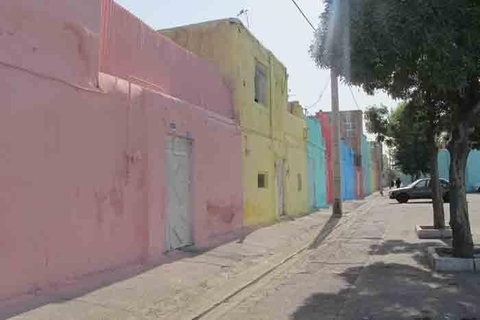دوئل رنگ و بزه در محله هـرنـدی