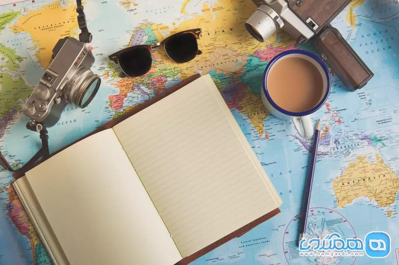 چگونه یک مجله تصویری سفر جالب خلق کنیم