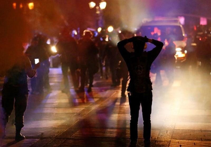 اعتراض رسمی روسیه به ضرب وشتم خبرنگاران روسی توسط پلیس آمریکا