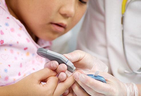دستورالعملِ مراقبت از بچه ها مبتلا به دیابت در دوران کرونا