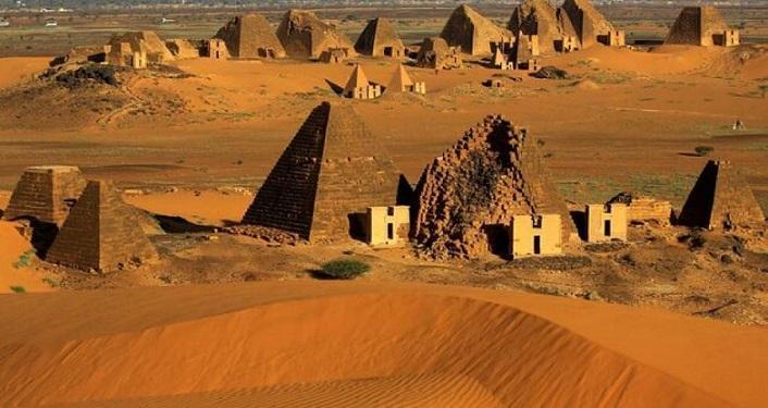سیل سودان محوطه های تاریخی را تهدید می نماید