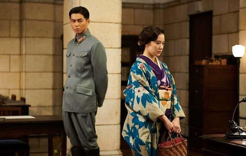 فیلم همسر یک جاسوس شما را به دل هولناک ترین روزهای ژاپن می برد