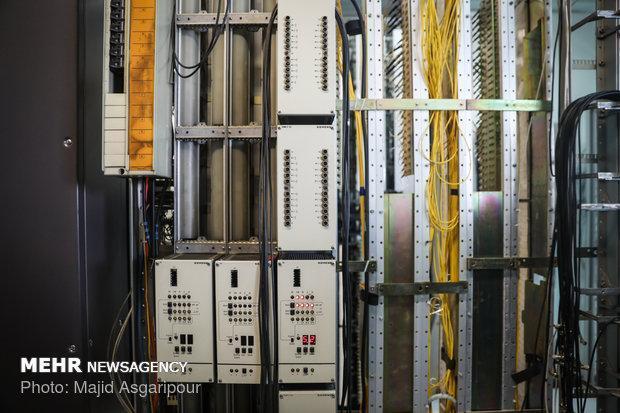 تجهیزات بومی پیشرفته شبکه ملی اطلاعات معرفی شد