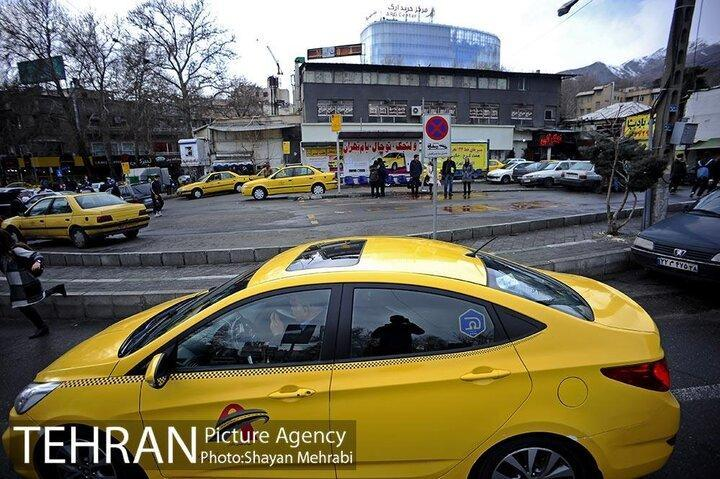 نوسازی بیش از 2000 تاکسی فرسوده پایتخت طی دو ماه گذشته