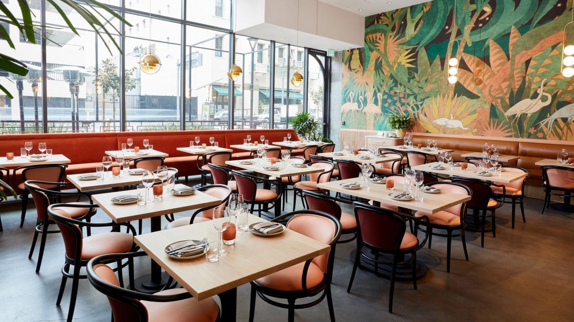 مقاله: طراحی دکوراسیون داخلی رستوران