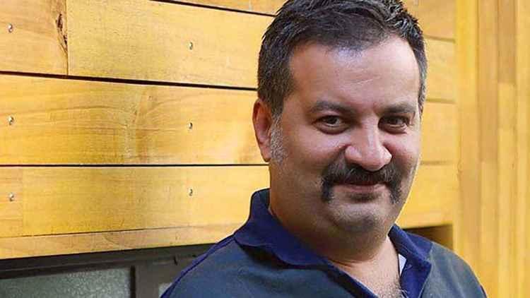 (عکس) تشکر مهراب قاسمخانی از بابا مسعود به خاطر پیروزی پرسپولیس!