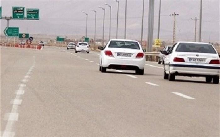 تردد بین استانی 2.5درصد افزایش یافت