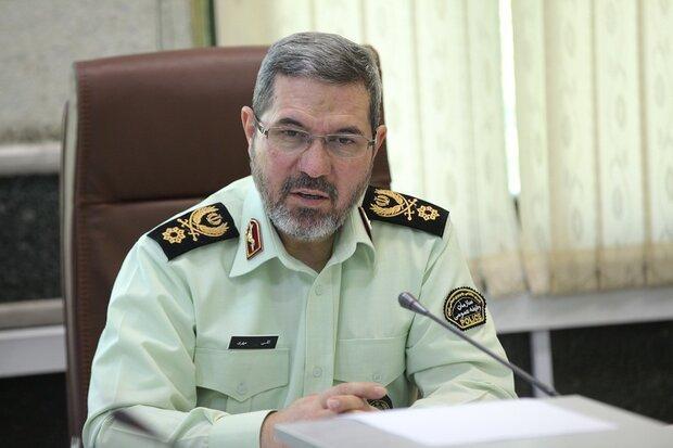 سردار مهری: سربازان وظیفه نیمی از توان دفاعی و امنیتی کشورند