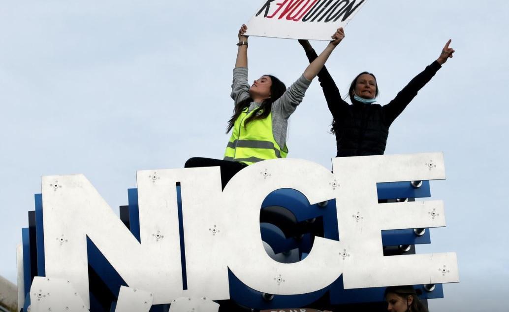 فرانسه؛ تظاهرات علیه ممنوعیت عکاسی از پلیس (