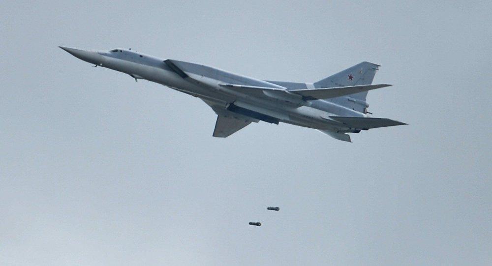حضور دو بمب افکن آمریکا در آسمان چین