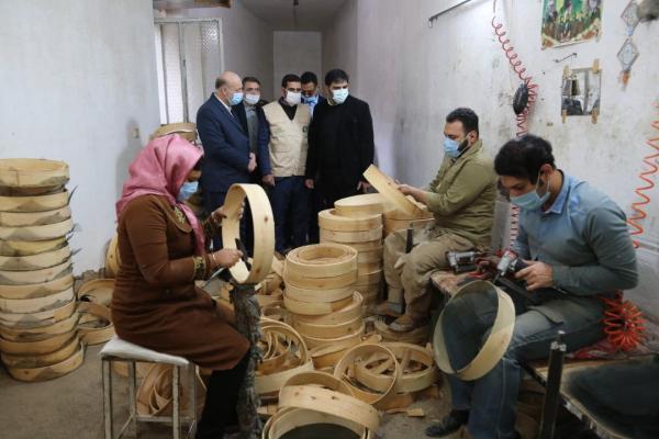 بهره برداری از 2700 شغل برکت در شهرستان های استان تهران