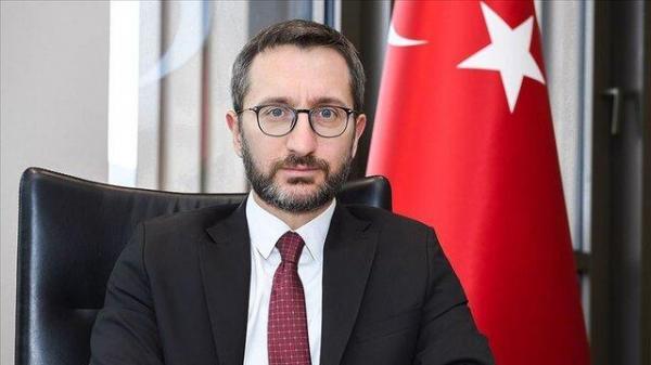 کوشش مسئول ارتباطات ریاست جمهوری ترکیه برای توجیه شعرخوانی اردوغان