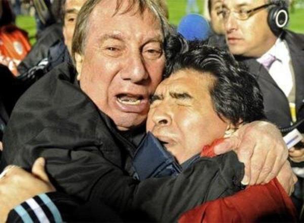 یک نفر از مرگ مارادونا هنوز خبر ندارد!