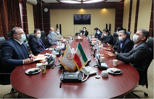 برگزاری نشست ملاقات حضوری ارکان اعتباری بانک ملی ایران با فعالان اقتصادی و کارآفرینان