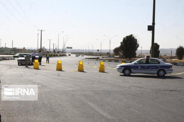 خبرنگاران تردد خودروها در جاده کرج - چالوس ممنوع شد