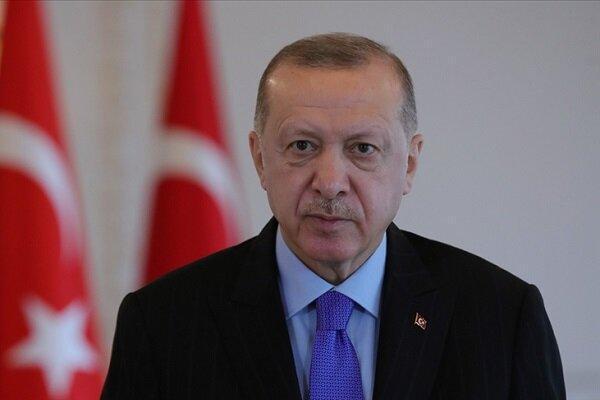 اردوغان: به آمریکا می گویم که آیا از اتفاقات کشورتان شرم نکردید؟