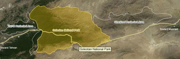 پارک ملی گلستان؛ طبیعت وحشی و سرمایه ای جهانی