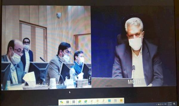 صرفه جویی 30 میلیارد ریالی منابع وزارت میراث فرهنگی با بهره گیری از سیستم ویدئوکنفرانسی