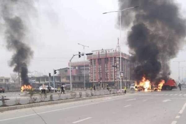 انفجاری شدید پاسگاه پلیس در هرات افغانستان را هدف قرار داد