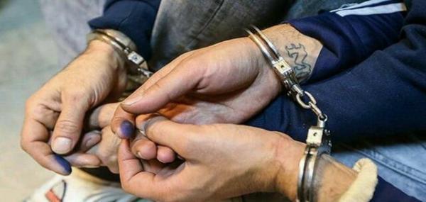 انهدام سه باند سارق حرفه ای کابل برق در خسروشاه