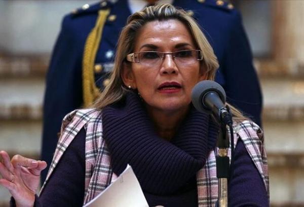 بازداشت رئیس جمهور موقت بولیوی به 6 ماه افزایش یافت