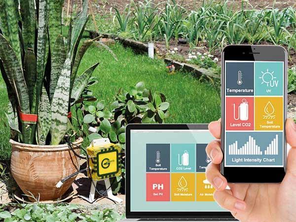 کشاورزی هوشمند به روش تمدن سبز