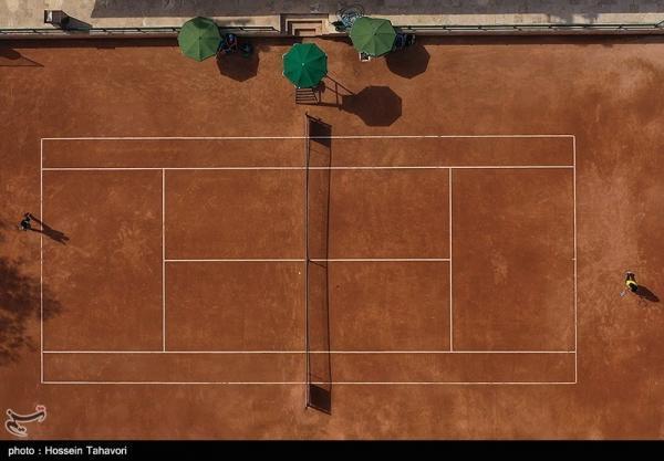 اعلام برترین های تنیس کشور در بخش آقایان و بانوان