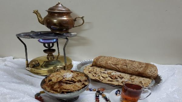 طرز تهیه نان توچری؛ نان محبوب ایل بختیاری