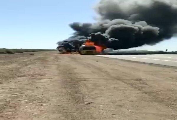 حمله به کاروان لجستیک ارتش آمریکا در ناصریه عراق
