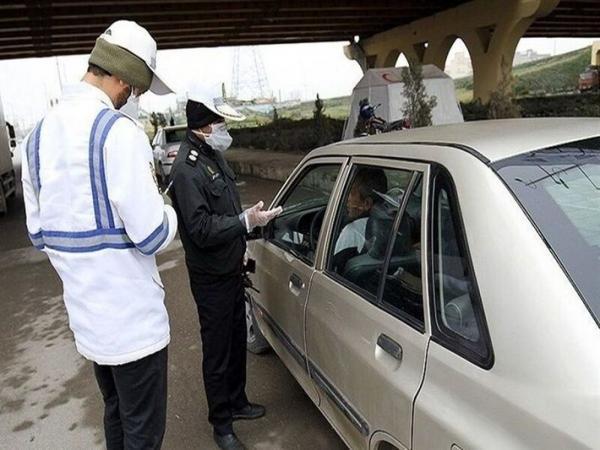 اعمال قانون برای بیش از 13 هزار خودروی پلاک غیربومی در استان البرز
