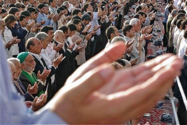 خبرنگاران نماز عید فطر در تربت حیدریه برگزار می گردد