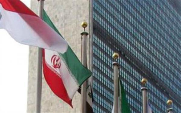 نامه ظریف به گوترش درباره عضویت ایران در سازمان ملل