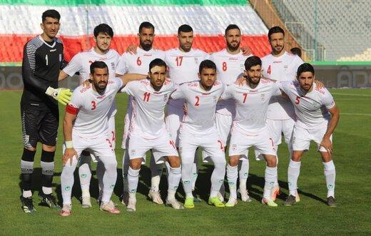 واکسیناسیون بازیکنان تیم ملی فوتبال امروز تکمیل می گردد