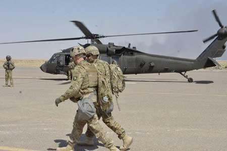 نیروهای مقاومت عراق توان درهم کوبیدن پایگاه های آمریکایی را دارند