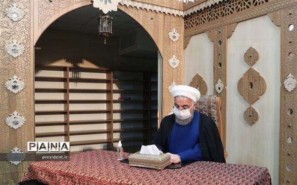 پیغام تسلیت رییس جمهور روحانی در پی درگذشت خبرنگاران ایسنا و ایرنا