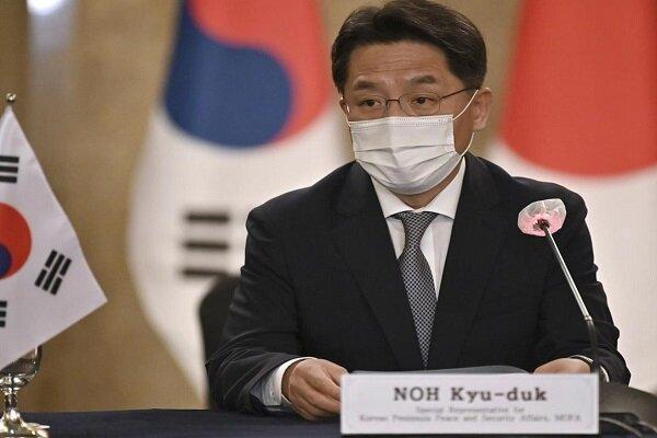 نماینده هسته ای کره جنوبی به آمریکا سفر کرد