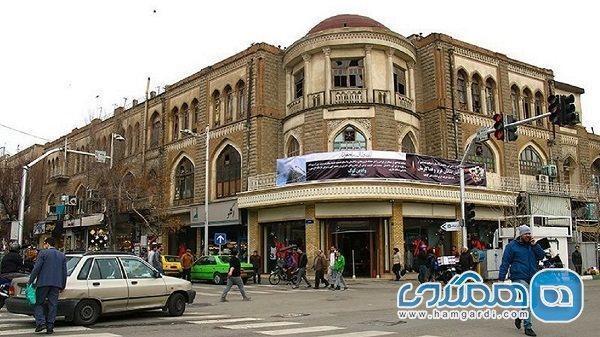 اولین بناهایی که در تهران ساخته شده اند